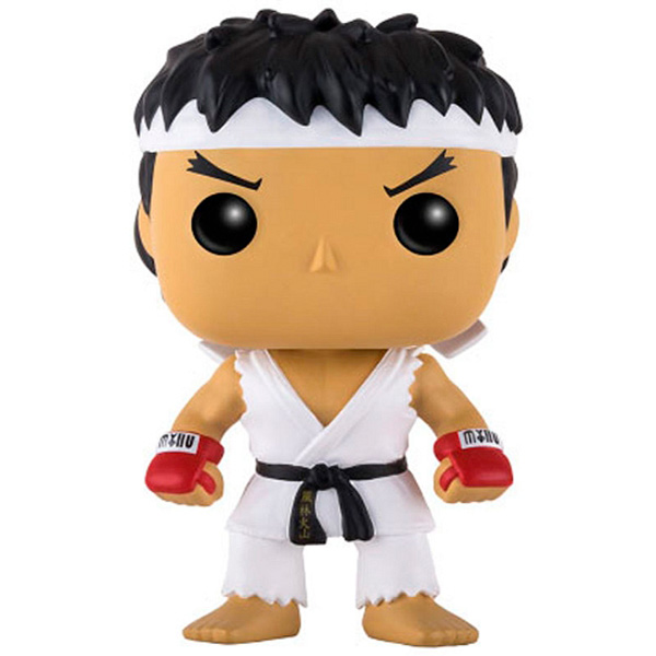 Фигурка Funko POP! Games: Street Fighter: Ryu White Headband nikko машина nissan skyline gtr r34 street warriors 1 10 901584 в перми