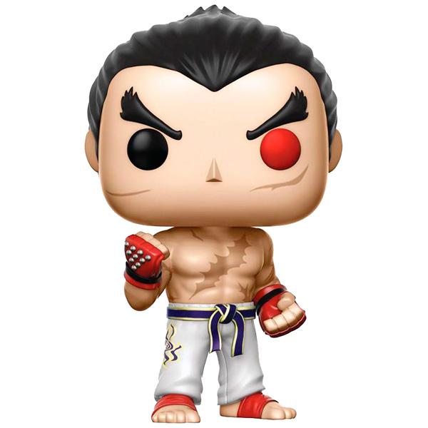 Фигурка Funko POP! Games: Tekken: Kazuya фигурка funko pop games uncharted nathan drake