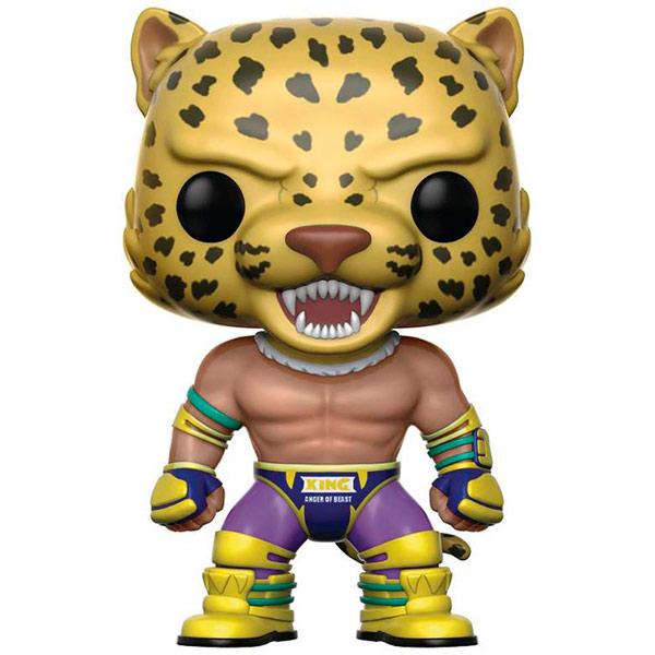 Фигурка Funko POP! Games: Tekken: King фигурка funko pop games uncharted nathan drake