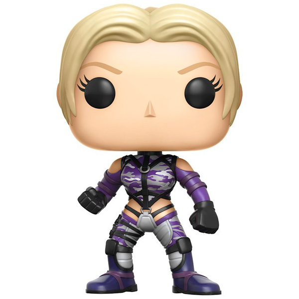 Фигурка Funko POP! Games: Tekken: Nina Williams фигурка funko pop games gears of war oscar diaz