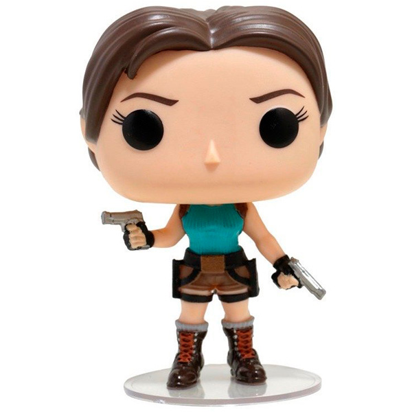 Фигурка Funko POP! Games: Tomb Raider: Lara Croft game 26 cm rise of the tomb raider lara croft variant painted figure variant lara croft pvc action figure collectible model toy