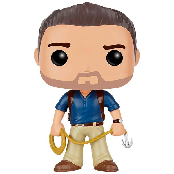 Фигурка Funko POP! Games: Uncharted: Nathan Drake фигурка funko pop games gears of war damon baird armored 9 5 см