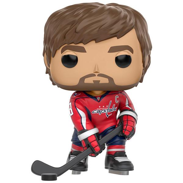 Фигурка Funko POP! Hockey: NHL: Alex Ovechkin купить nhl 10 на xbox