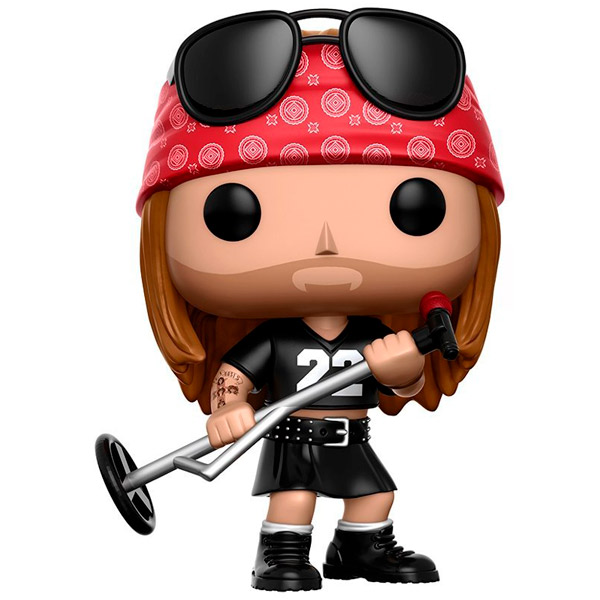 Фигурка Funko POP! Rocks: GN'R: Axl Rose set sales genuine leadshine blm57180 square flange servo motor and acs606 servo drive and encoder cable and rs232 tuning cable