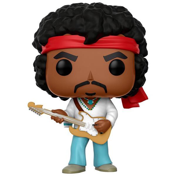 Фигурка Funko POP! Rocks: Jimi Hendrix Woodstock jimi hendrix live at woodstock 2 dvd
