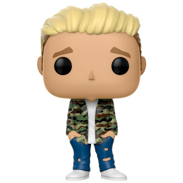 Фигурка Funko POP! Rocks: Justin Bieber фигурка funko pop bobble marvel black panther nakia