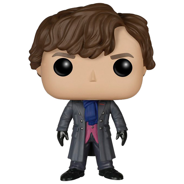 Funko, Фигурка, POP! Television: Sherlock: Sherlock Holmes