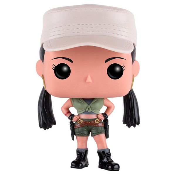 Фигурка Funko POP! Television: The Walking Dead: Rosita фигурка funko pop television arrow the arrow 9 5 см
