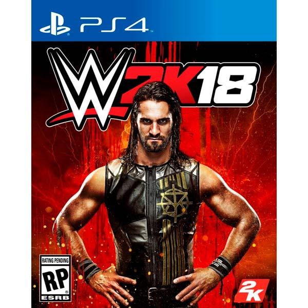 цены Видеоигра для PS4 . WWE 2K18