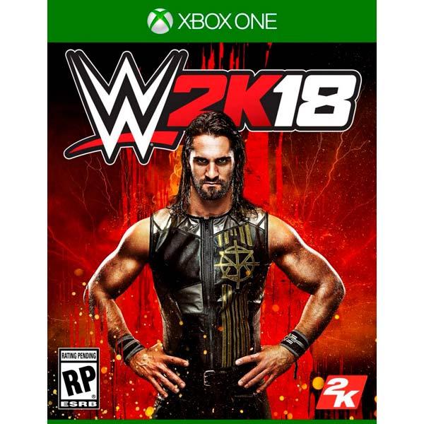 Видеоигра для Xbox One . WWE 2K18 видеоигра для xbox one overwatch origins edition
