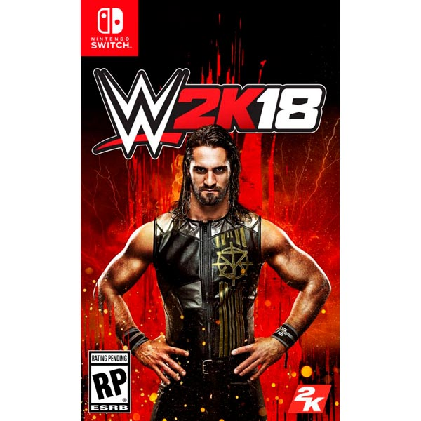 Игра Take-Two Nintendo WWE 2K18 Take Two — Игра Take-Two Nintendo WWE 2K18