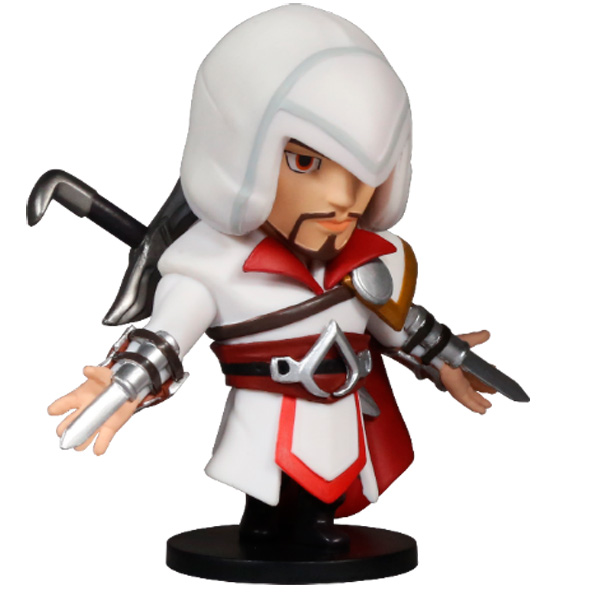 все цены на Фигурка UbiCollectibles CHIBI EZIO BROTHERHOOD WHITE онлайн