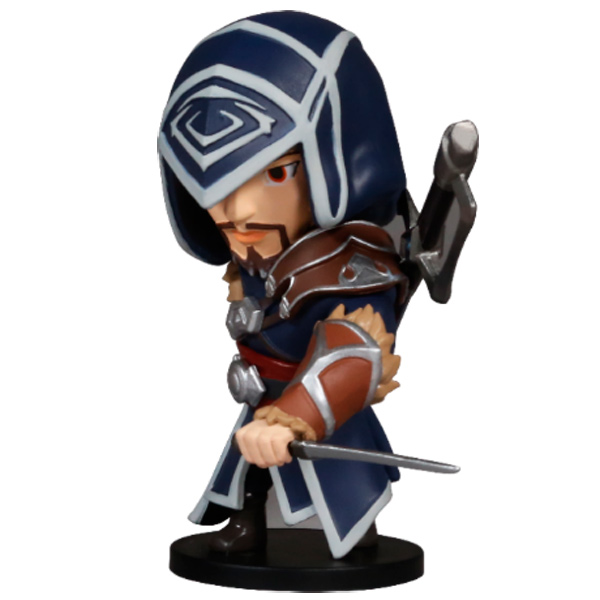 Фигурка UbiCollectibles CHIBI EZIO REVELATION BLACK фигурка ubicollectibles assassin s creed origins коллекционный набор