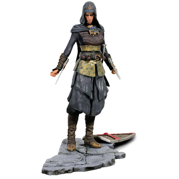 Фигурка UbiCollectibles ASSASSIN?S CREED MOVIE LABED MARIA 27cm anime game doll playarts assassin s creed unity action figure connor kenway pvc collection model toy