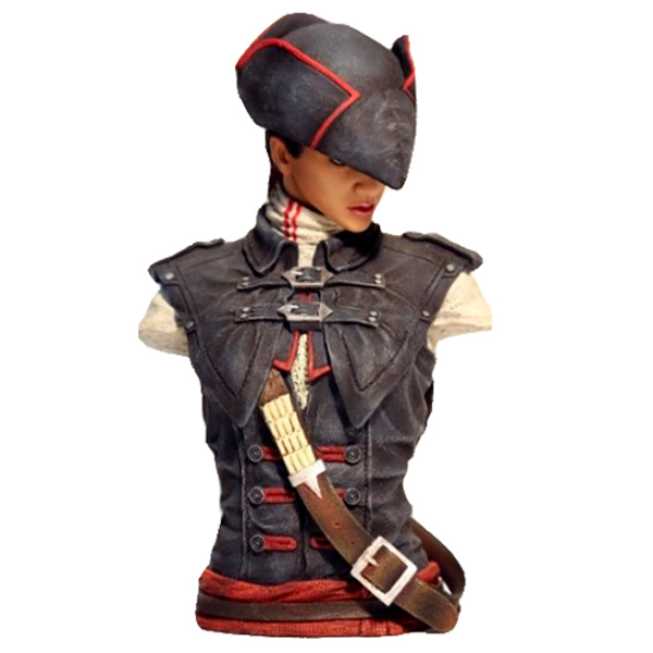 Фигурка UbiCollectibles ASSASSIN'S CREED LIBERATION BUST AVELINE фигурка ubicollectibles assassin s creed origins коллекционный набор
