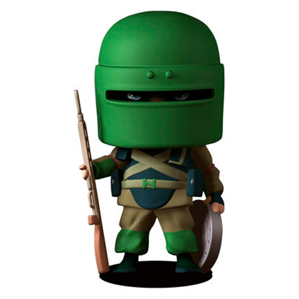 UbiCollectibles, Фигурка, SIX COLLECTION  TACHANKA CHIBI