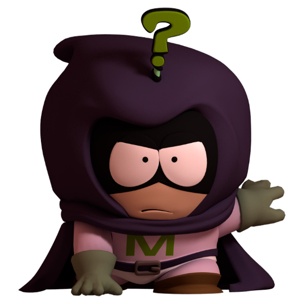 Фигурка UbiCollectibles SOUTH PARK TFBW 3'' MYSTERION south park палка истины xbox 360
