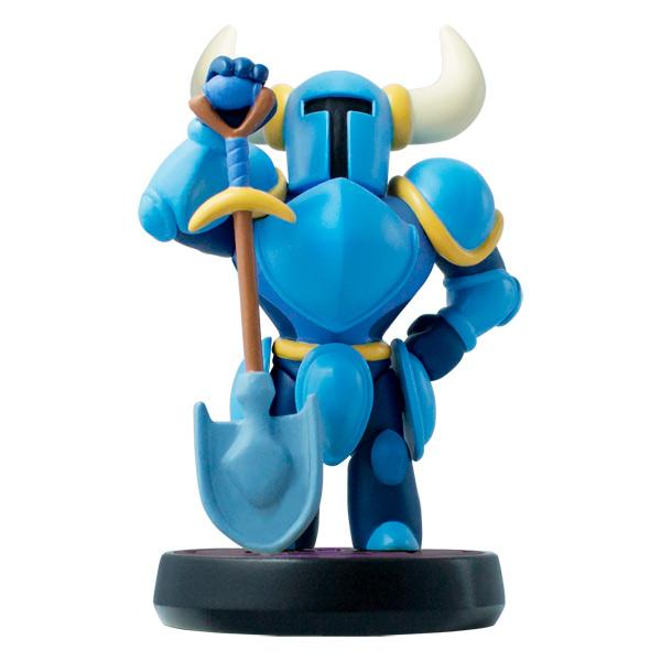 Фигурка Amiibo Shovel Knight (Коллекция Shovel Knight)