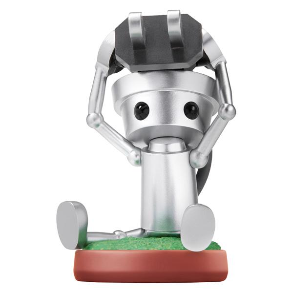 Фигурка Amiibo Чиби-Робо - Коллекция Chibi-Robo коллекция