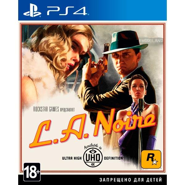 Видеоигра для PS4 . L