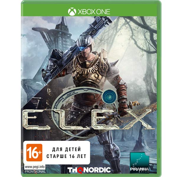 Видеоигра для Xbox One . ELEX forward altair city girl 14 2014
