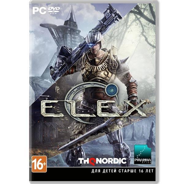 Видеоигра для PC . ELEX elex [ps4]