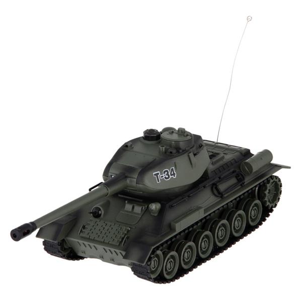Радиоуправляемый танк Mioshi Осада Башни:Легендарная 34-ка, 36 см(MAR1207-034)