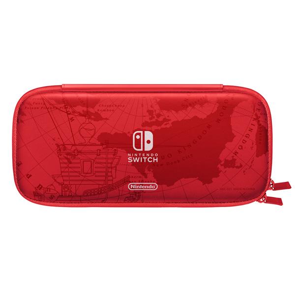 Аксессуар для игровой приставки Nintendo Switch Mario Odyssey Accessory Set (чехол+пленка)