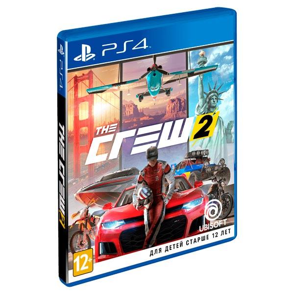 PS4 игра Ubisoft The Crew 2 фото
