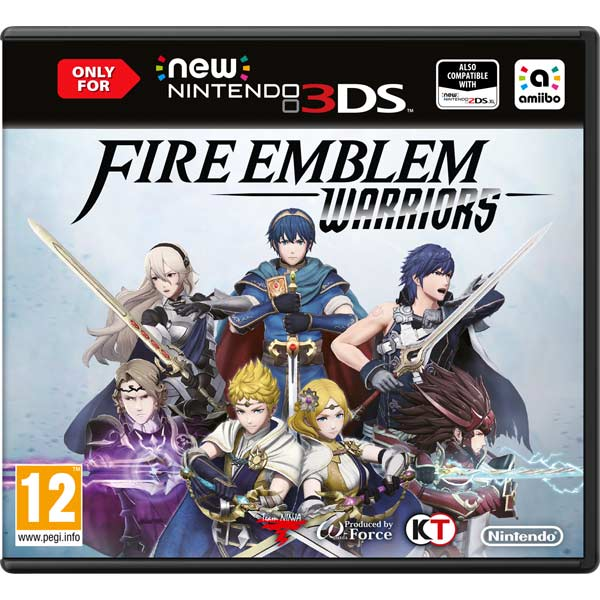 Игра для Nintendo Fire Emblem Warriors abc warriors meknificent seven