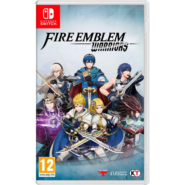 Игра Nintendo — Switch Fire Emblem Warriors