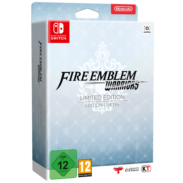 Игра для Nintendo Fire Emblem Warriors Ограниченное издание abc warriors meknificent seven
