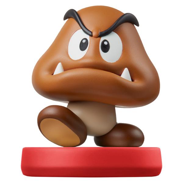 Фигурка Amiibo Гумба Super Mario Коллекция