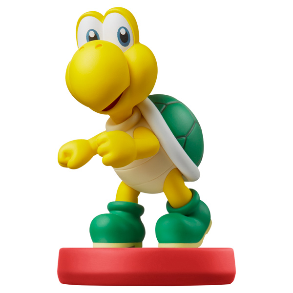 Фигурка Amiibo Купа-трупа Super Mario Коллекция