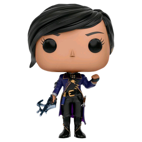 Фигурка Funko POP! Games: Dishonored: Emily Unmasked (Exc) iclebo pop