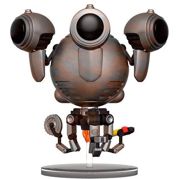 Фигурка Funko POP! Games: Fallout 4: Codsworth Damaged (Exc) брелок funko pop fallout – power armor