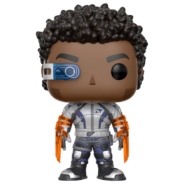 Фигурка Funko POP! Games: Mass Effect Andromeda: Liam Kosta mass effect volume 4 homeworlds