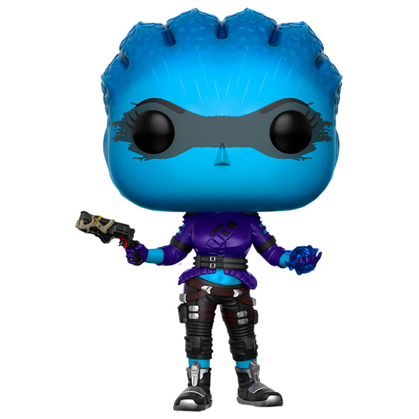 Фигурка Funko POP! Games: Mass Effect Andromeda: PeeBee w/ Gun mass effect volume 4 homeworlds