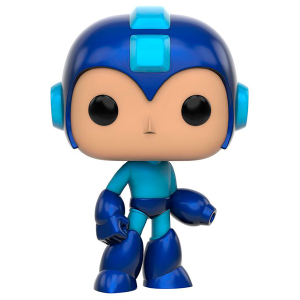 Фигурка Funko POP! Games: MegaMan: Mega Man фигурка funko pop games gears of war oscar diaz