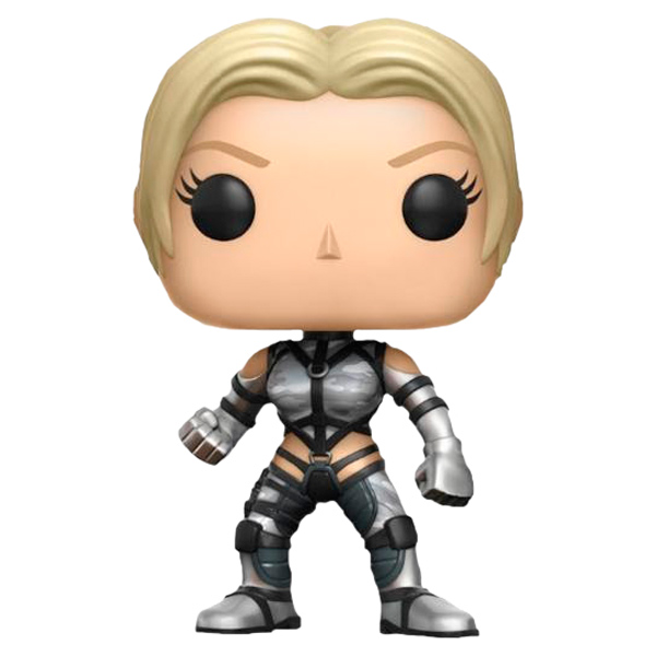 Фигурка Funko POP! Games: Tekken: Nina Williams Silver Suit iclebo pop