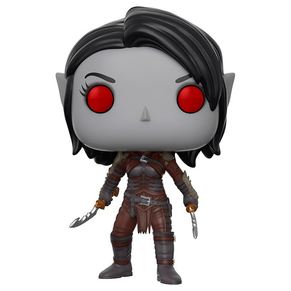 Фигурка Funko POP! Games: The Elder Scrolls: Naryu корсаж casmir marcelle black l xl