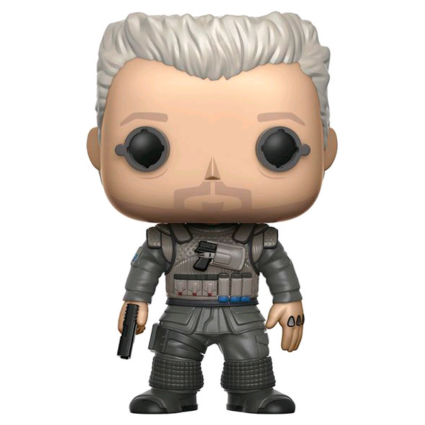 Фигурка Funko POP! Movies: Ghost in the Shell: Batou фигурка funko pop movies kingsman the secret service – gazelle 9 5 см