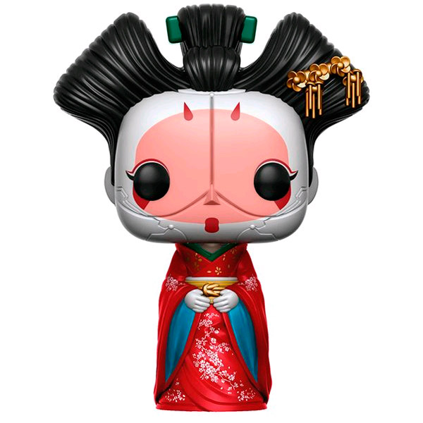 Фигурка Funko POP! Movies: Ghost in the Shell: Geisha movies