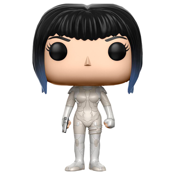Фигурка Funko POP! Movies: Ghost in the Shell: Major eva ibbotson the great ghost rescue