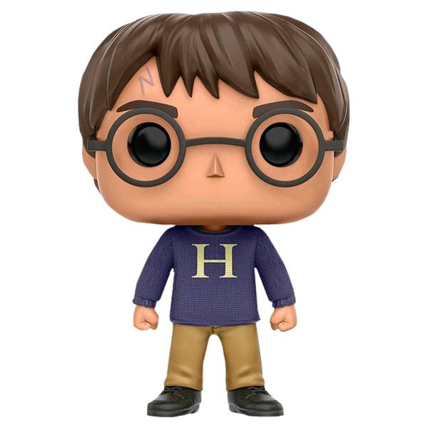 Фигурка Funko POP! Harry Potter: Harry Potter (Sweater) (Exc) harry potter y la piedra filosofal