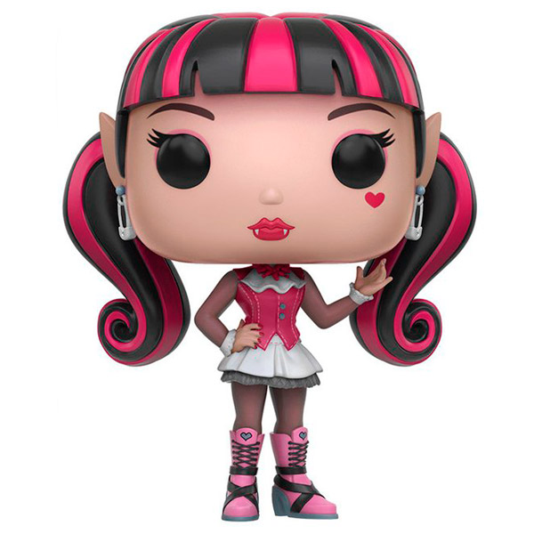Фигурка Funko POP! Monster High: Draculaura monster high коллекция наклеек