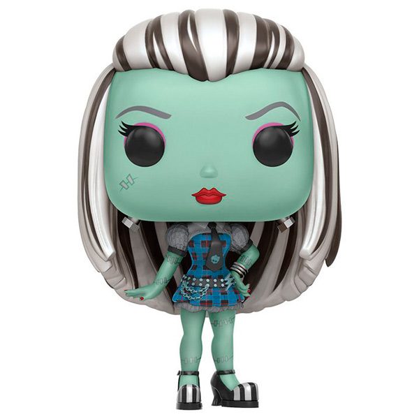 Фигурка Funko POP! Monster High: Frankie Stein monster high фигурка monster minis 1шт