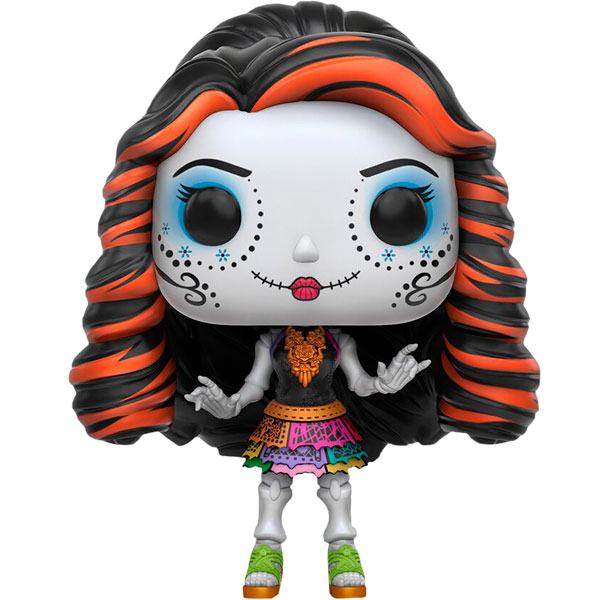 Фигурка Funko POP! Monster High: Skelita Calaveras monster high коллекция наклеек