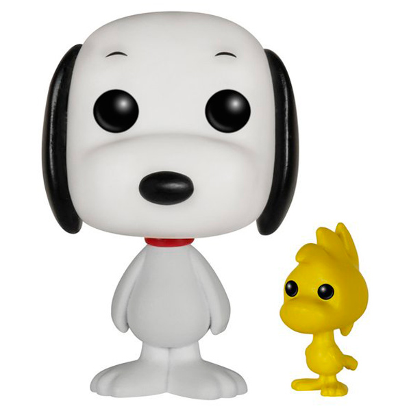 Фигурка Funko POP! Animation: Peanuts: Snoopy & Woodstock iclebo pop