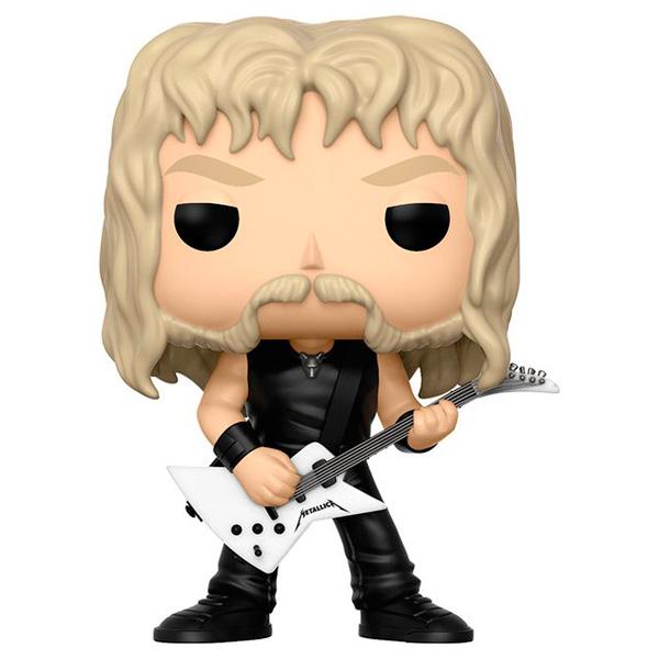 Фигурка Funko POP! Rocks: Metallica: James Hetfield фигурка funko pop rocks guns n roses slash 9 5 см